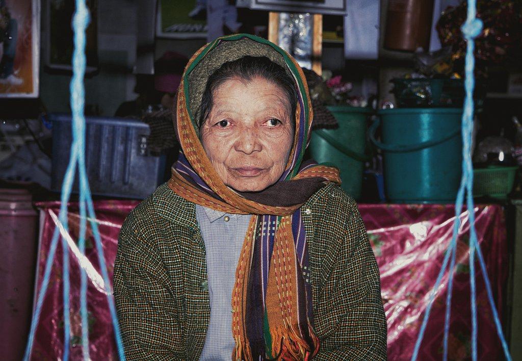 On the Swing, Burma