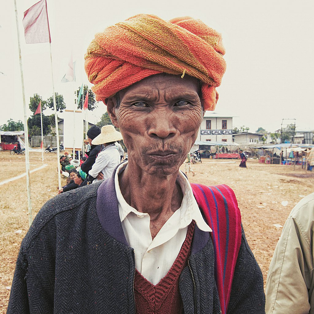 Turban, Burma