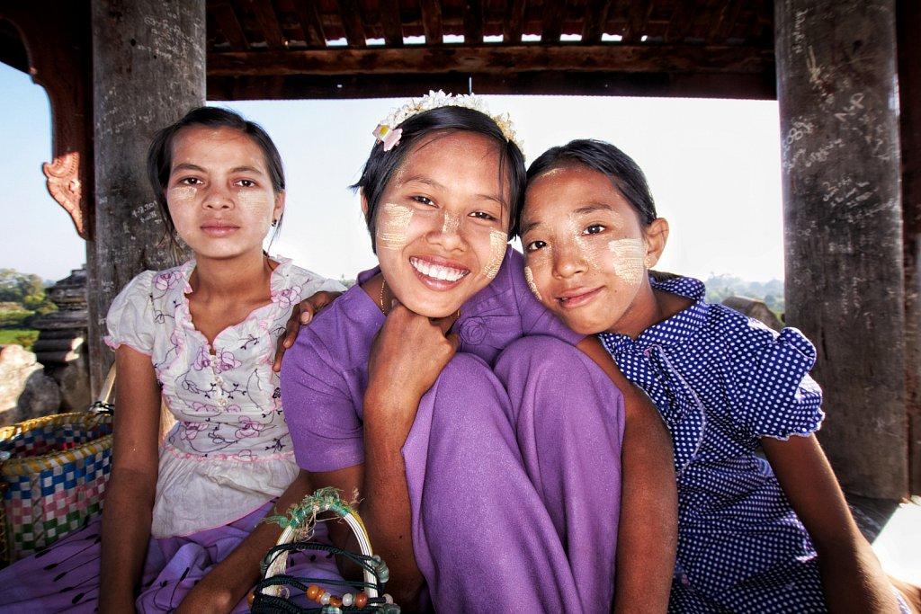 Beauties, Burma